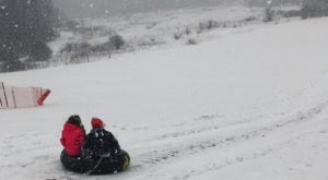 This Epic Snow Tubing Hill In Illinois Will Give You The Winter Thrill Of A Lifetime