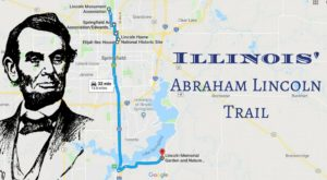 There's A Trail Of Abraham Lincoln Attractions In Illinois That Belong On Your Bucket List