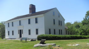 History Left A Definite Mark At This One Fascinating Spot In Rhode Island