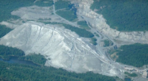 The Country's Largest Abandoned Asbestos Mine Is Right Here In Vermont