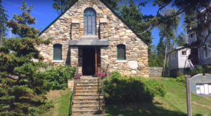 There's No Chapel In The World Like This One In Maine