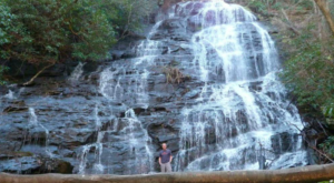 This Easy, Under-The-Radar Waterfall Trail In North Georgia Is A Best Kept Secret
