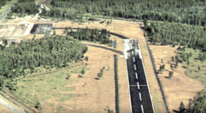 Most People Don't Know There's A Singing Runway Hidden Deep Within The South