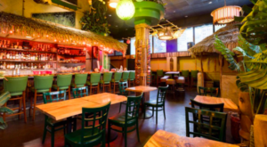 You'll Have Loads Of Fun At This Tiki-Themed Restaurant Near San Francisco