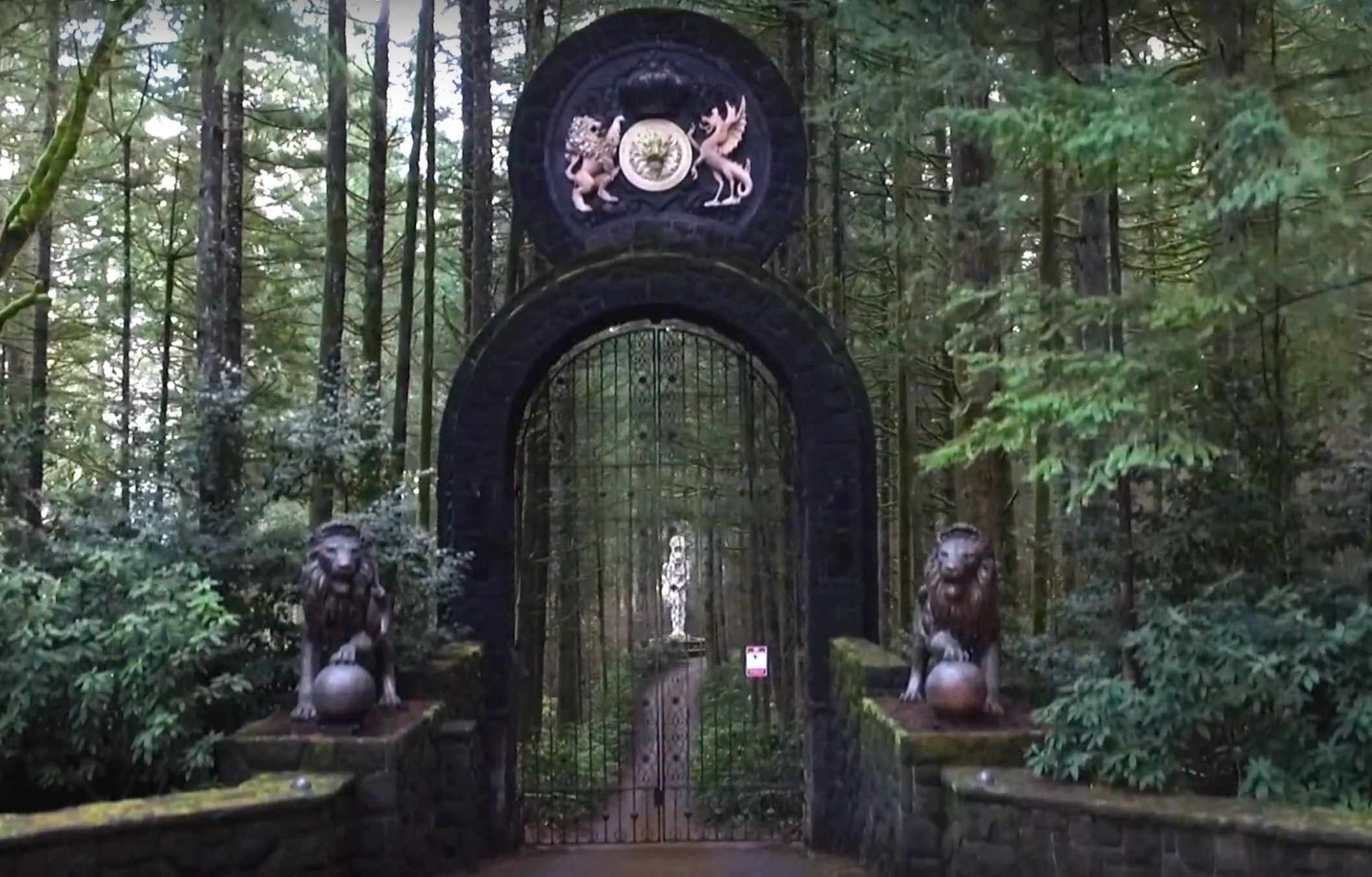 Oculus Anubis The Mysterious Temple In Oregon That Is