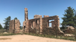 Most People Don't Know About These Strange Ruins Hiding In Colorado