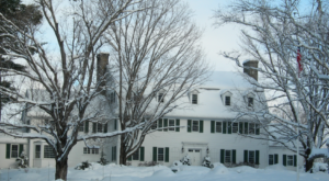 These 7 New Hampshire Inns Are Perfect for A Cozy Winter Weekend
