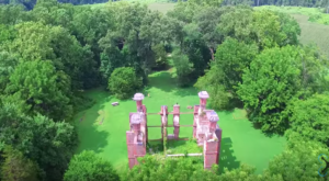Most People Don't Know About These Strange Ruins Hiding In Virginia