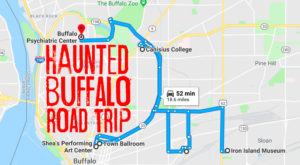 This Haunted Road Trip Will Lead You To The Scariest Places In Buffalo