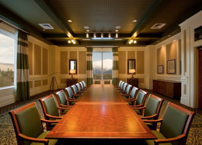 The History Behind The Omni Mount Washington Resort Is