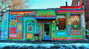The Most Eccentric Coffee Shop In Kentucky Is A Colorful Oasis That's Good For The Soul