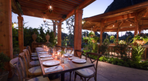 The Southern California Farmhouse Cafe That Is Located In The Most Gorgeous Setting