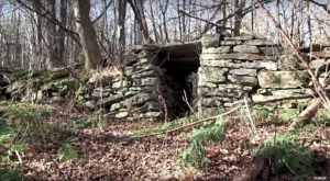 Most People Don't Know About These Strange Ruins Hiding In Vermont
