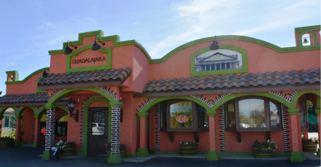 Guadalajara Mexican Restaurant In Spearfish, South Dakota