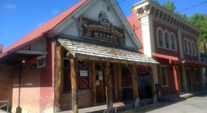 You'd Never Know This Remote Saloon Is Hiding In Utah And It's Delightful