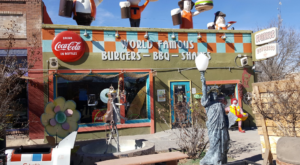 This New Mexico Restaurant Is An Unbelievable Chile Paradise