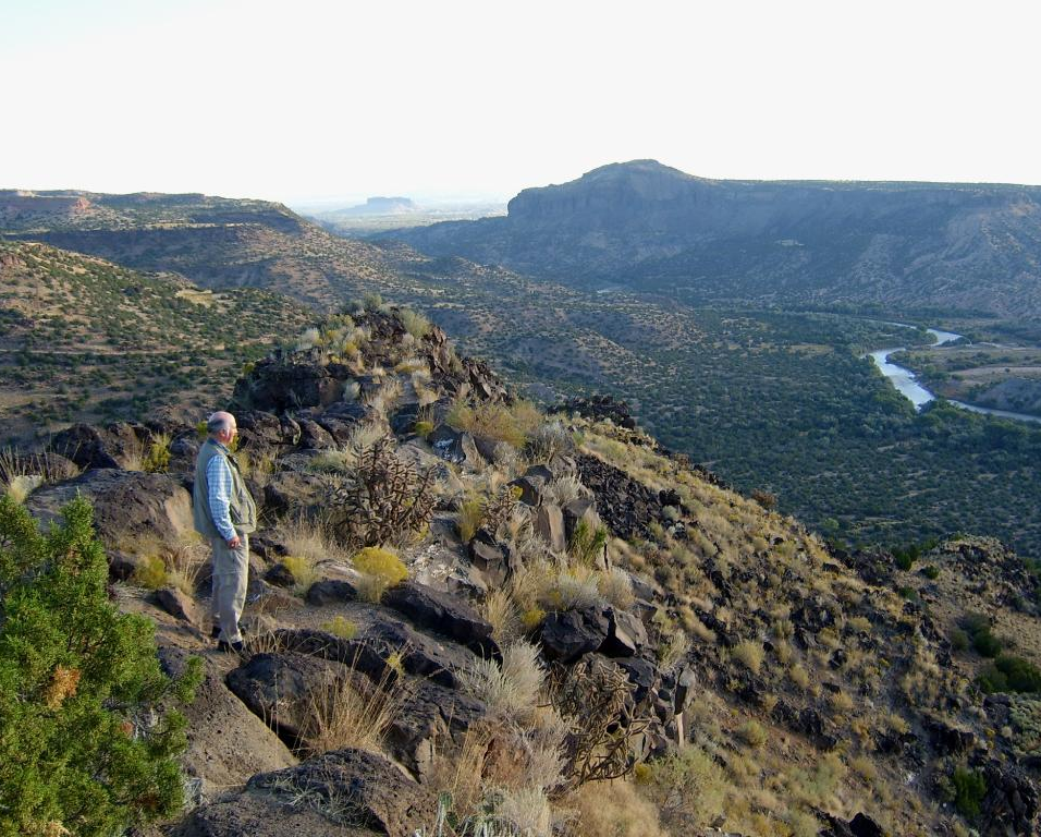 White Rock Overlook Park In New Mexico Has Incredible Views