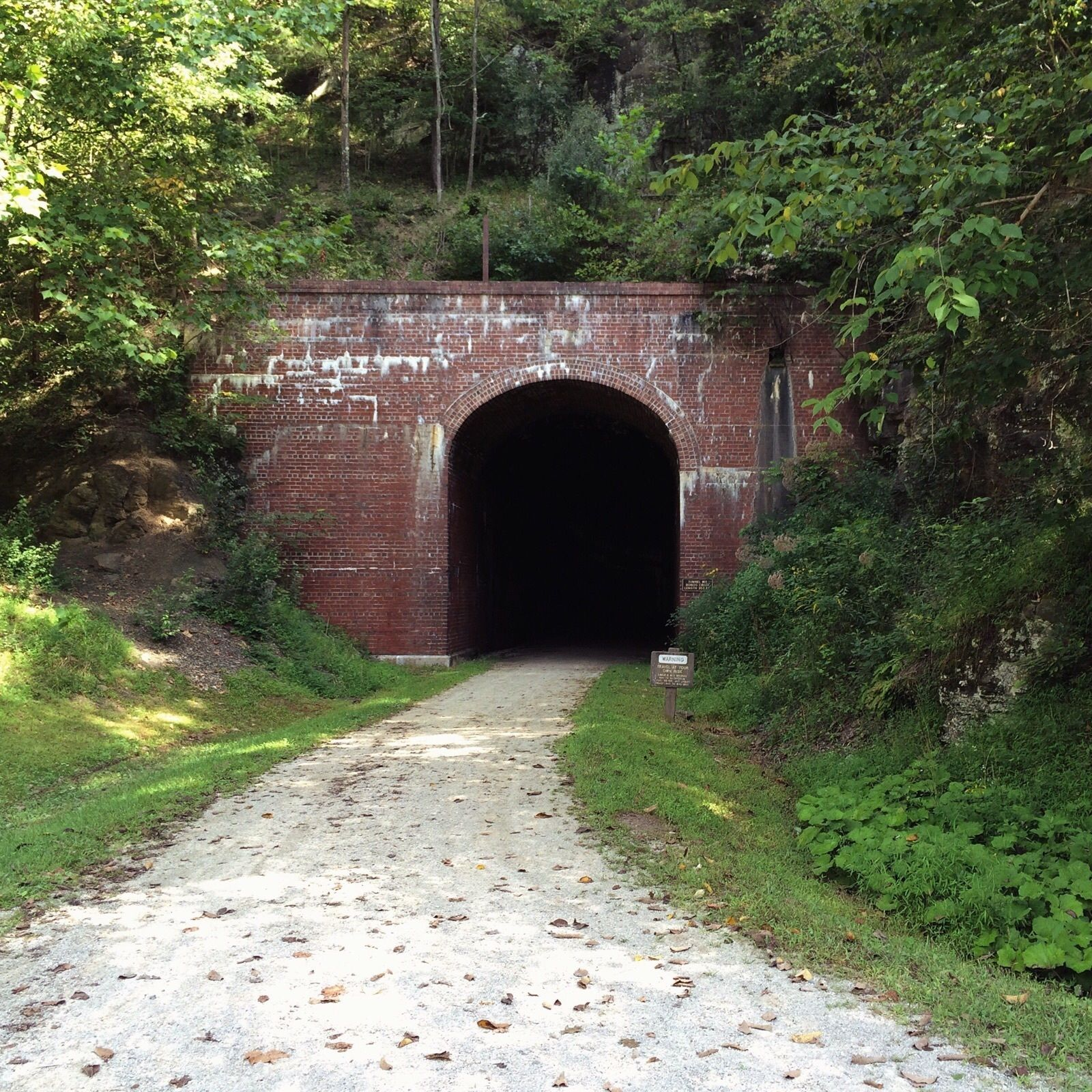 North Bend Rail Trail In West Virginia Takes You Through