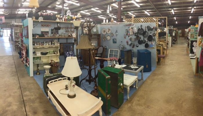 This Road Trip Will Take You To Alabama S Best Antique Stores