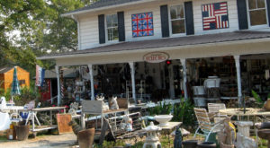 The Tiny Town In South Carolina That's Absolute Heaven If You Love Antiquing