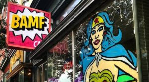 There's A Comic Themed Cafe In Maryland And It's Seriously Awesome