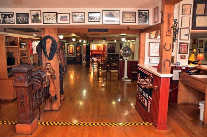 The Barn Door Is The Best Rustic Steakhouse In Texas