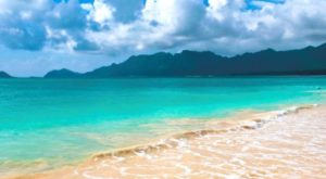 Your Jaw Will Drop When You See How Blue The Water Is At This One U.S. Beach