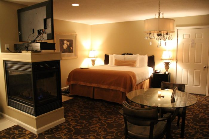 The Most Romantic Hotel In America Belamere Suites In