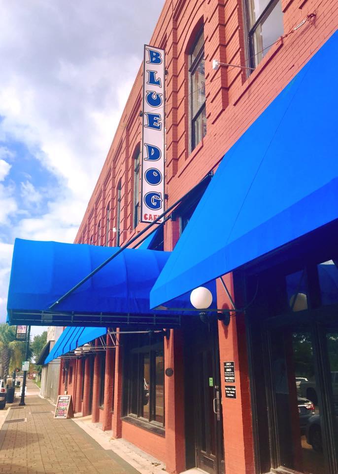 Blue Dog Cafe Lake Charles La