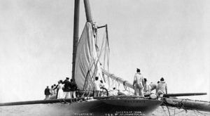 These 10 Rare Photos Show Rhode Island's America's Cup History Like Never Before