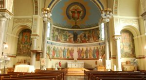 The Little-Known Church Hiding In Buffalo That Is An Absolute Work Of Art