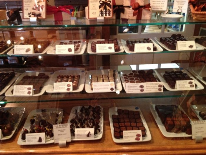 l a burdick handmade chocolates l a burdick s handmade chocolates will make your water 9899