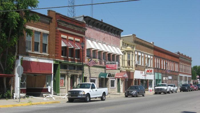 North Clinton Street Iowa City Ia