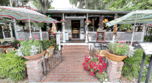 You'll Never Want To Leave This Whimsical Cottage Restaurant In South Carolina