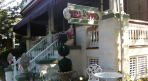 The Whimsical Tea Room In Delaware That's Like Something From A Storybook