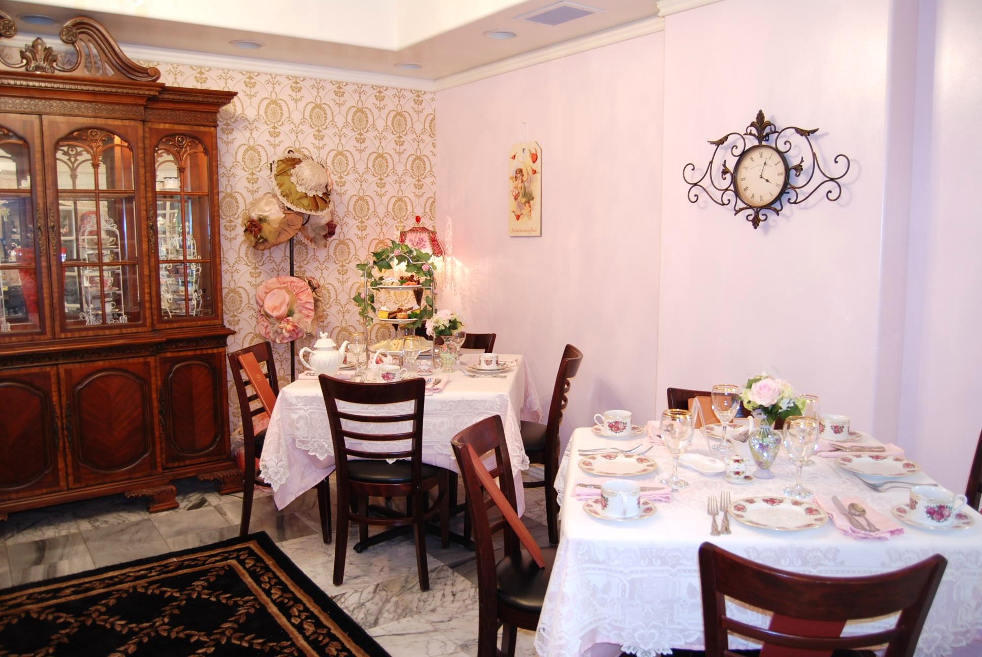 Tea Room Southern Massachusetts