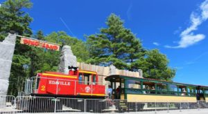 There's A Little-Known, Fascinating Train Park In Massachusetts And You'll Want To Visit