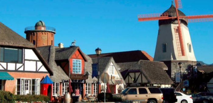 This One U.S. Town Is Like Falling Into A European Dream