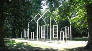 You've Never Seen Anything Quite As Baffling As Virginia's Ghost Church