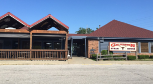 This Rustic Steakhouse In Indiana Is A Carnivore's Dream Come True