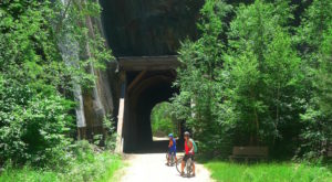 This Amazing Hiking Trail In South Dakota Takes You Through Abandoned Train Tunnels