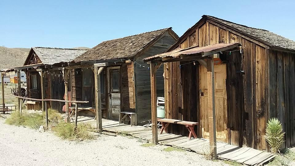 Gold Point Ghost Town Is A Haunted Mining Camp In Nevada