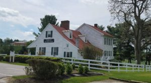 The Whimsical Tea Room In Maryland That's Like Something From A Storybook