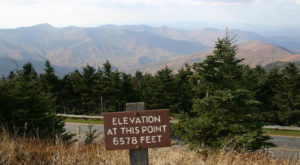 The Highest Road In North Carolina Will Lead You On An Unforgettable Journey