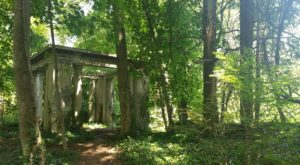Most People Don't Know About These Strange Ruins Hiding In New York