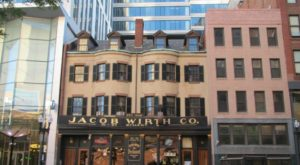 These 12 Longest-Standing Restaurants In Boston Have Served Mouthwatering Meals For Decades