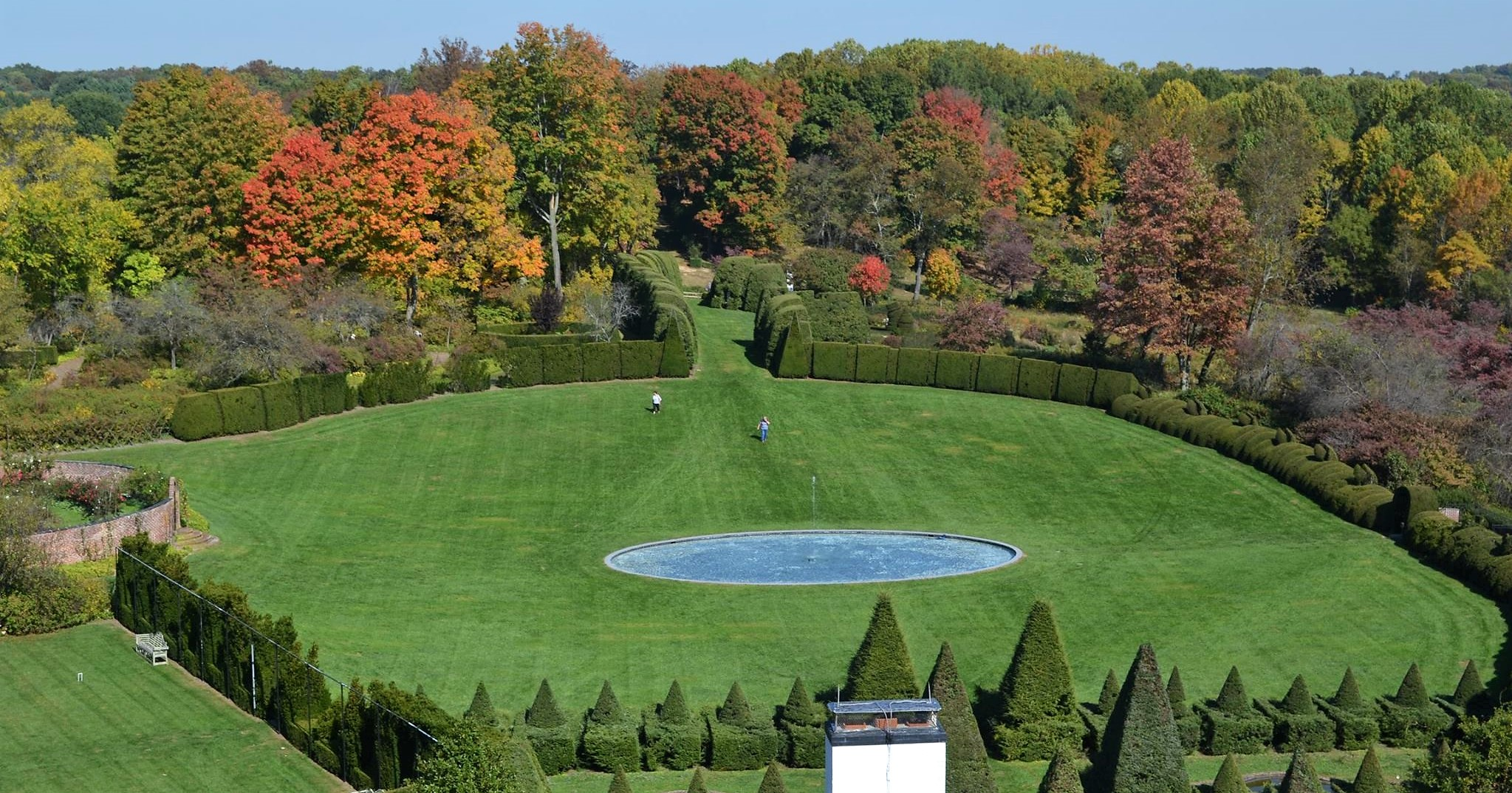 Ladew Topiary Gardens Near Baltimore Looks Like Narnia