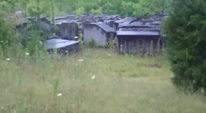 Most People Don't Know About These Strange Ruins Hiding In Indiana