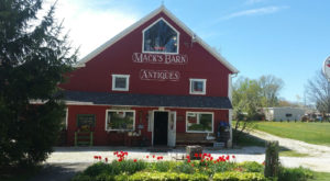 Everyone In Ohio Should Visit This Amazing Antique Barn At Least Once
