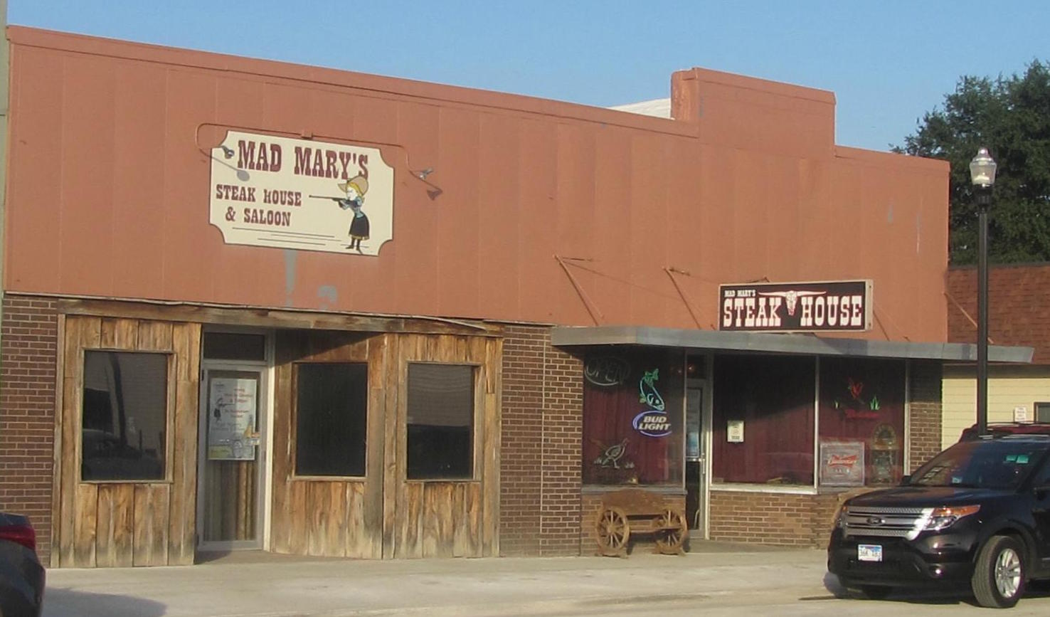 Mad Mary's Steakhouse And Saloon In South Dakota Serves Up ...